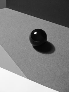 Stationery. Black and white still life photography for Capco New York. Paperweight