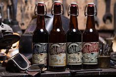 #COM2 Brewery Craft Beer on Packaging of the World - Creative Package Design Gallery