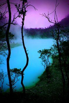 Turquoise Mist ~ Indonesia