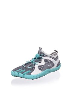 #boy #fashion #shopping Fila Skele-Toes Bay Runner #Shoe: Minimalist style featuring a breathable upper with bungee closure, contoured footbed, and durable treaded so...