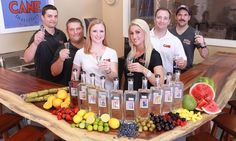 Vodka Tasting for Two or Four Plus Discounts on Bottles of Vodka at The Florida Distillery (Up to 50% Off)