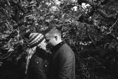 Couples engagement shoot in Sir Thomas and Lady Dixon Park, Belfast, Northern Ireland