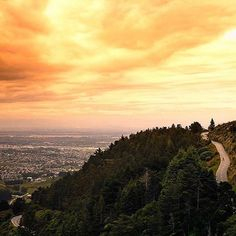 """814 Likes, 5 Comments - Christchurch & Canterbury NZ (@christchurchnz) on Instagram: """"Head to the hills for the best views of the city 👀 📷= @jameslangfordnz  #christchurchnz…"""""""