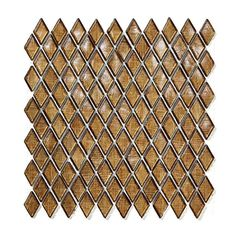 #Sicis #Diamonds Umbo 2,3x4 cm | #Murano glass | on #bathroom39.com at 85 Euro/sheet | #mosaic #bathroom #kitchen
