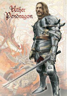 ' Uther Pendragon ' - Bruno Brucero