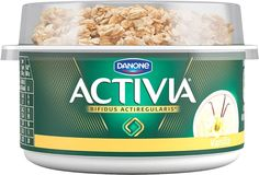 Compare and buy online Tesco Activia Breakfast Pot - Vanilla & Clusters from Tesco using mySupermarket Groceries to find the best Tesco Activia Breakfast Pot - Vanilla & Clusters offers and deals and save money Low Fat Yogurt, Vanilla Flavoring, Meals For The Week, Coffee Cans, Feel Good, Healthy Eating, Weekly Meals, Vegetarian, Snacks