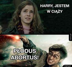 Memy z Harrego Potter'a ;________;