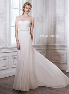 Farah - by Maggie Sottero