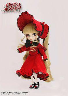 Pullip Shinku Rozen Maiden - Hadesflamme - Merchandise - Onlineshop für alles was das (Fan) Herz begehrt! Doll / Puppe