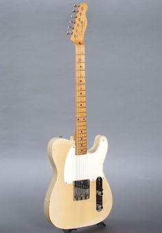 1956 Fender Esuire Fender Stratocaster, Fender Guitars, Fender Electric Guitar, Cool Electric Guitars, Fender Vintage, Vintage Guitars, Fender Esquire, Guitar Rig, Guitar Collection