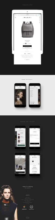 """Italian fashion label Marni is amplifying the efforts for its 20th anniversary with a new Web site design that blends content and commerce. Marni worked with Yoox Group, which haspowered its ecommerce since its launch in 2006, to improve the user exper"