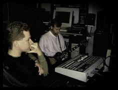 Our first recording endeavors 1999...we've come along way.