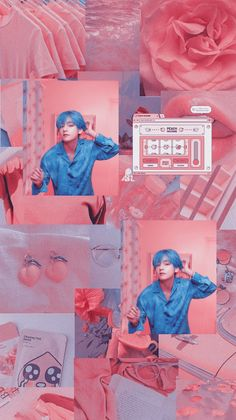 BTS wallpaper kim taehyung-V – Typical Miracle Bts Jungkook And V, Bts Taehyung, Boys Wallpaper, Iphone Wallpaper, Foto Bts, Bts Big Hit, Tumblr Backgrounds, Fanart, Bts Video