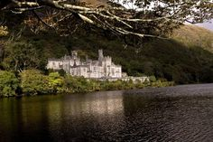 Tourism Ireland  Romance never dies in Ireland - especially at Kylemore Abbey in Connemara. Do you know the story behind this romantic abbey?