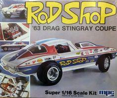 rod shop corvette - Google Search
