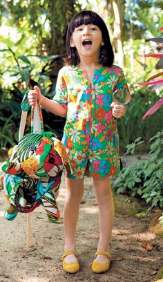 Kids Outfits Girls, Cute Outfits For Kids, Girl Outfits, Kids Girls, Little Girl Dresses, Girls Dresses, Little Miss Dress, Kids Dress Patterns, Baby Dress Design