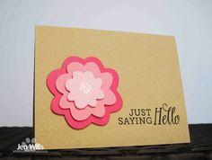 JENerally Speaking: Hello Flower