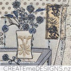 Createme's shop Beading Ideas, Stitching, Felt, Shoulder Bag, Embroidery, Beads, Shopping, Design, Costura