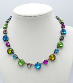 Choker Necklace 12mm & 8mm  From the by OhMyBlingAndThings on Etsy