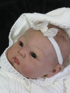 Realistic Baby Dolls » reborn baby doll