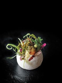 5 Chefs Who Master The Art Of Plating in San Francisco Book Tasting, Wine Tasting Party, Tasting Menu, Hors D'oeuvres, How To Make Pho, Food To Make, French Laundry Restaurant, Parmesan Risotto, Baked Butternut Squash