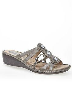 6ee3c50c13fd Zena Embellished Cloudwalkers® Comfort Sandal  avenueplus