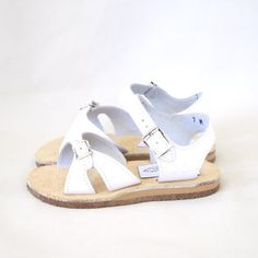 Stevie Sandal, White