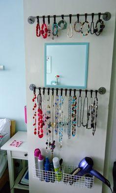 IKEA: Jewellery Storage