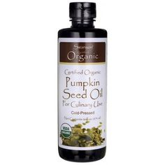 Shop the best Organic Sesame Seed Oil - 16 fl oz products at Swanson Health Products. Trusted since we offer trusted quality and great value on Organic Sesame Seed Oil - 16 fl oz products. Organic Pumpkin Seeds, Pumpkin Seed Oil, Great Lakes Gelatin, Supplements For Hair Loss, Middle Eastern Dishes, Essential Fatty Acids, Nutritional Supplements, Calorie Diet, Organic Recipes