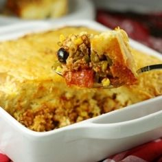 Tamale Pie Casserole recipe