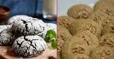 Kolay, farklı ve denenmiş bu tahinli kurabiye tarifleri, evinizde her gün olsun isteyeceğiniz kadar nefis, herkese ikram etmek isteyeceğiniz kadar havalı.
