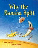 Banana split, cut and run, take a hike...  Wonderful figurative language lesson!