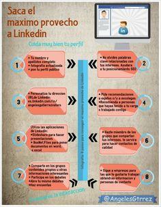 Infografía saca provecho a Linkedin