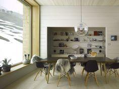 Visite en Suisse - Bed & Breakfast Brücke 49 - #blogdéco #factorychic