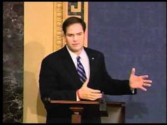 Rubio To Colleagues: Don't Boycott Netanyahu Speech, Israel Deserves Our Support - YouTube
