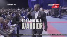 LIVE Last Sunday Of Anointing Service With Prophet Shepherd Bushiri Ecg Church 27 05 2018 Part Gods And Generals, Church Ministry, Finding God, Prayer Request, Upcoming Events, Prayers, Channel, Sunday, Lord