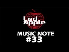 Adele - Someone like you By Hanbyul(한별) of Led apple Music note #33/50
