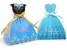 50 Forminhas Princesas Frozen!