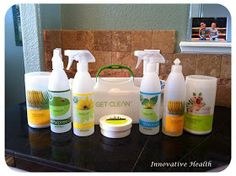 Get Clean non toxic green cleaners!  http://kristinmcconnell.myshaklee.com/us/en/category.php?main_cat=HomeCare