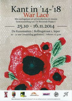 War Lace, Ypres