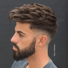 Haircut by ✂️✂️✂️✂️ 💇 homedecor home holiday diy decor dresses desserts winter fashion women makeup trendy christmas hairstyles hair haare frisuren 💇 Cool Hairstyles For Men, Hairstyles Haircuts, Haircuts For Men, Braided Hairstyles, Hair And Beard Styles, Curly Hair Styles, Bart Styles, Gents Hair Style, Hair Style Men