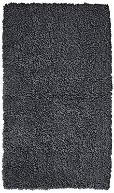Pinzon Cotton Looped Bath Rug with Non-Slip Backing - 30 x 50 inch, Platinum Bathroom Rugs, Bath Rugs, Bathrooms, Rugs And Mats, Target Rug, Rug Making, Luxury, Cotton, Amazon