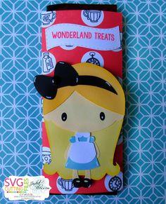 Crystal's Creative Corner: Wonderland Blog Hop
