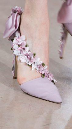 #GeorgesHobeika Evening Pumps ~ F/W16 Couture**