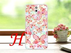 Luxury Floral Painted Case For HTC Desire 610 Case Art printed Flower Cell Phone Case For HTC Desire 610 Cover+Gift