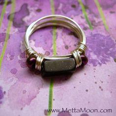 MettaMoon Beautiful Monster Love Ring