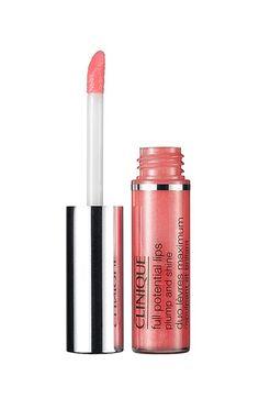 Clinique 'Full Potential Lips' Plump & Shine | Mimosa Blossom