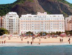 Copacabana Palace - o mais charmoso e tradicional hotel do Rio de Janeiro