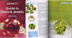 GEMS TV GUIDE TO GEMS & JEWELRY BY GAVIN LINSELL 2007