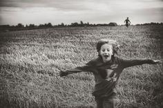 Casa da vó: 26 fotos de crianças desconectadas